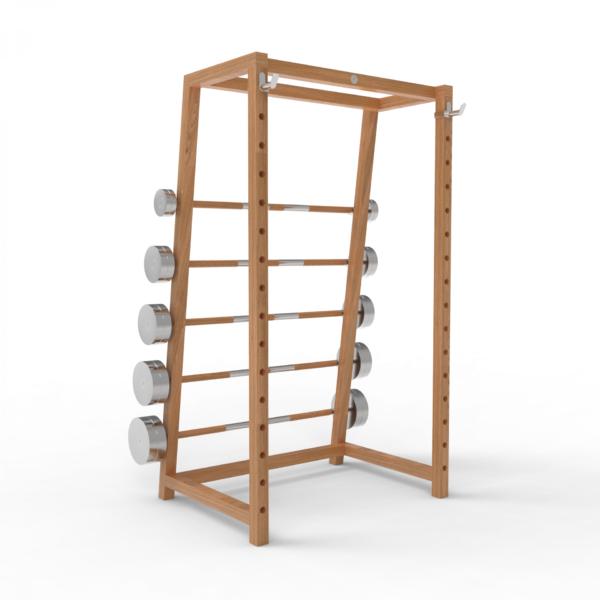 Diabolo Barbell Cage Rack