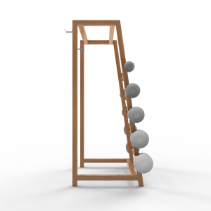 Paragon Cage Barbell Rack