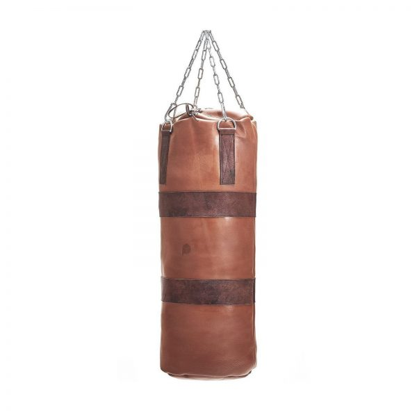 Deluxe Leather Boxing Bag