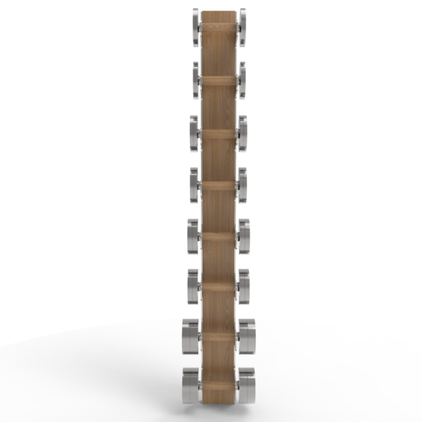 Paragon Studio Dumbbell Wall Rack