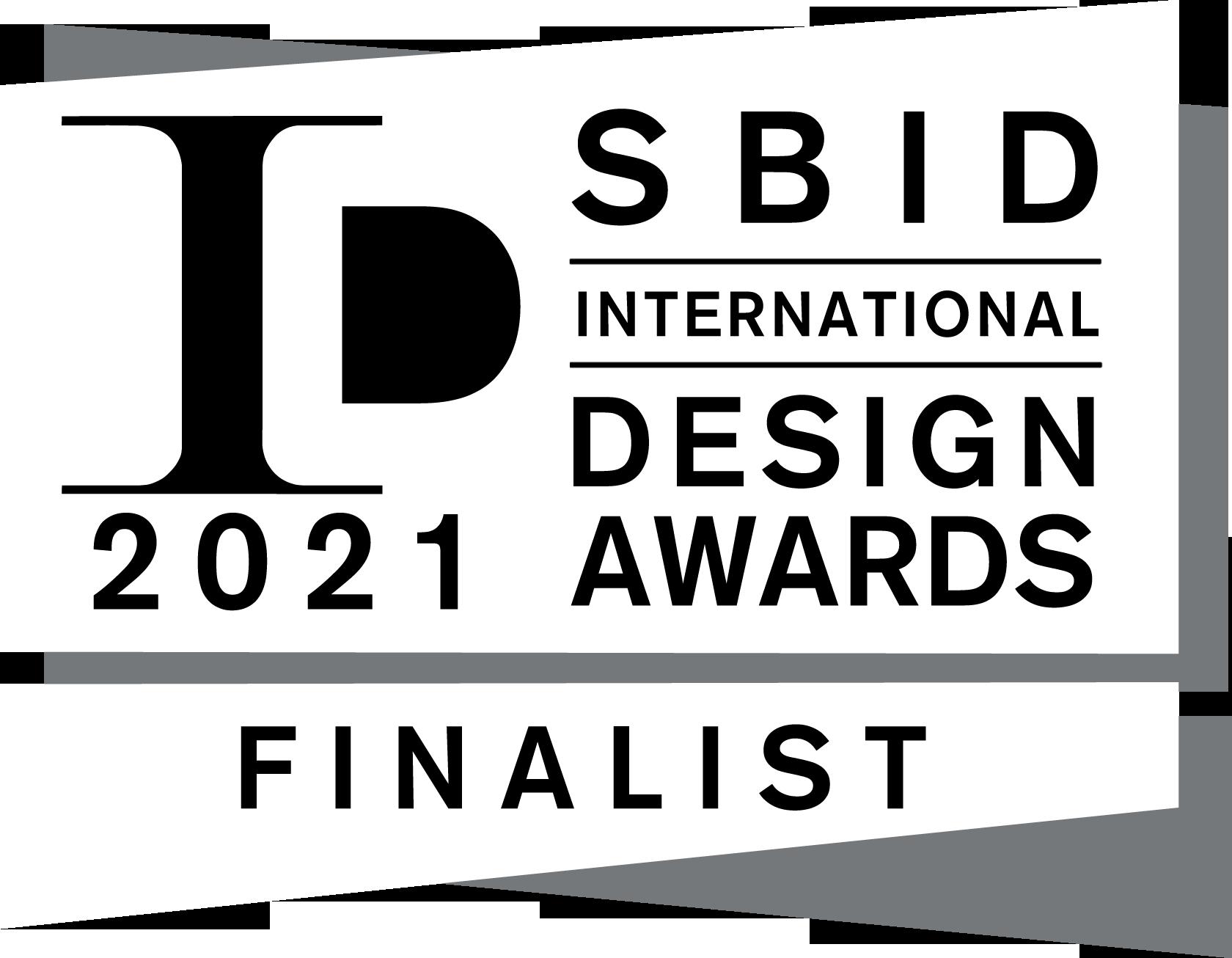 SBID Awards Finalist 2021